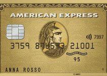 Carta Oro American Express