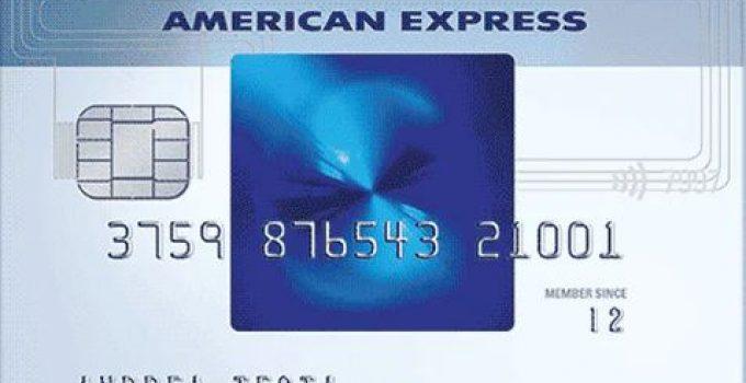 Carta Blu American Express