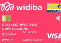 Carta Maxi Widiba