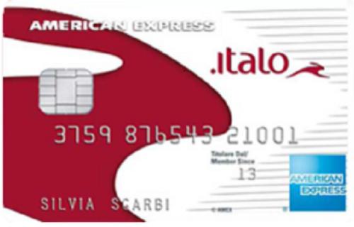 Carta Italo Amex