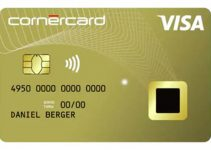 cornercard biometric