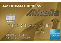 Alitalia Oro Amex