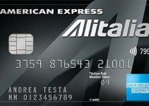 Alitalia Platino American Express