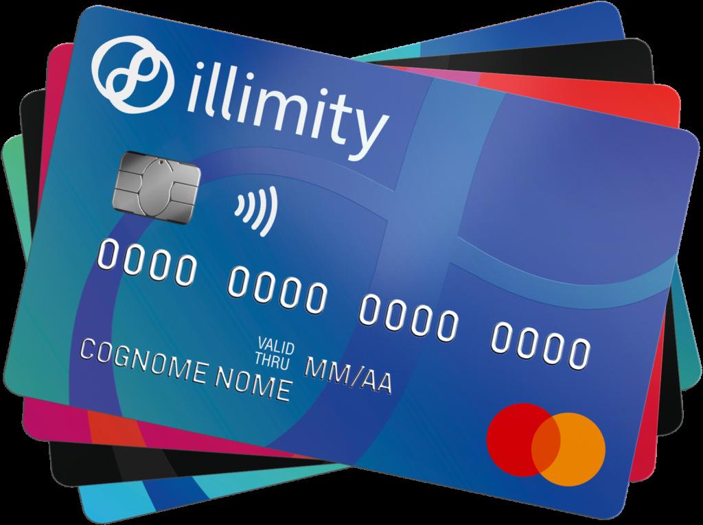 Conto corrente Illimity   Le carte di credito